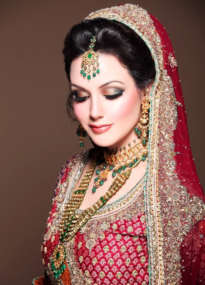 bridal make up 2
