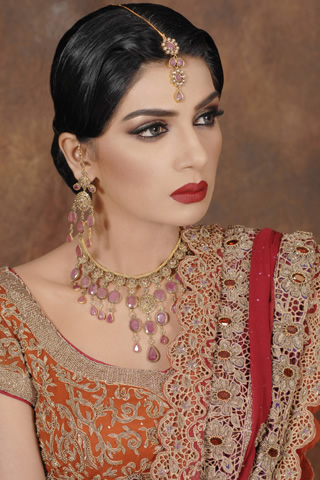 Bridal Makeup Styles and tips
