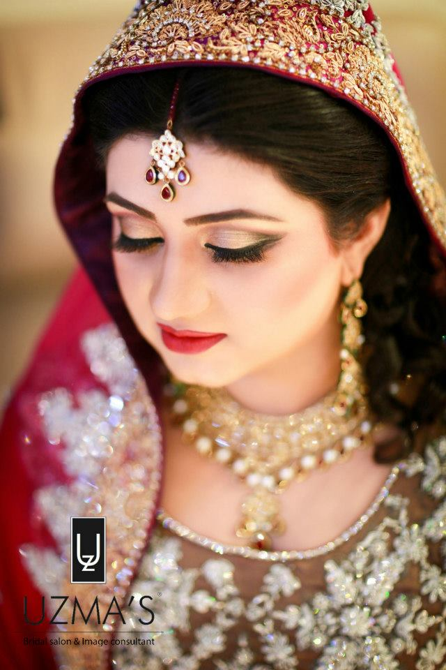bridal make up 3
