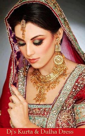 bridal make up 5