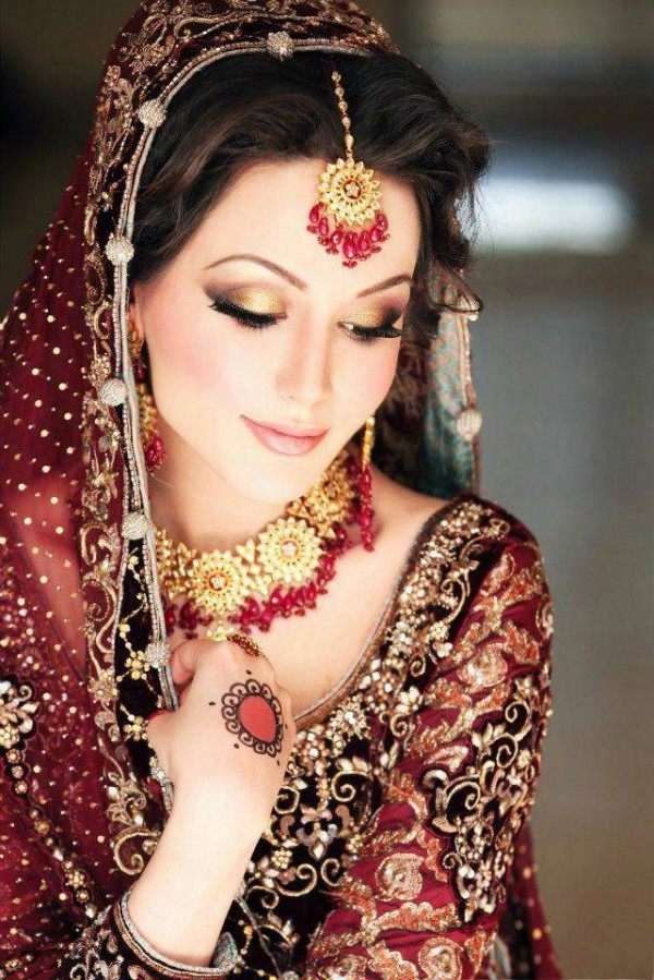 bridal make up 7