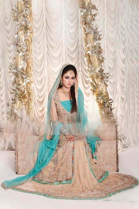 bridal walima dress 14