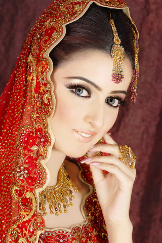 Jugnu Wasim Bridal Makeup Top Pakistan