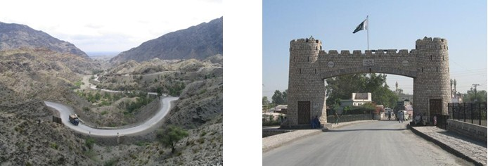 khyber pass - Historic place in Pakistan