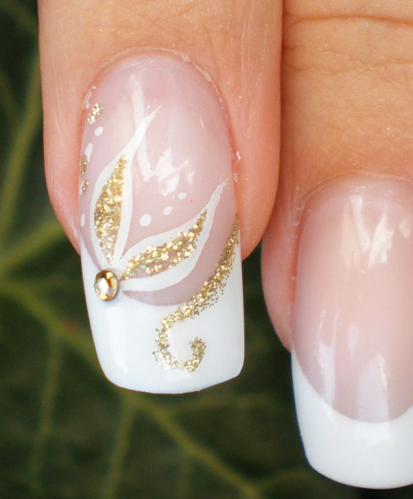 nail art designs for marriage 2