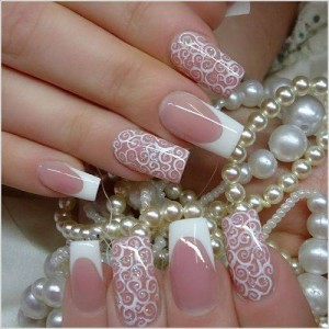 Best And Beautiful Nail Art Designs For Marriage