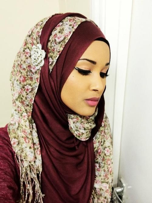 Trendy Pakistani Hijab Style Images Hijab Styles Step By Step