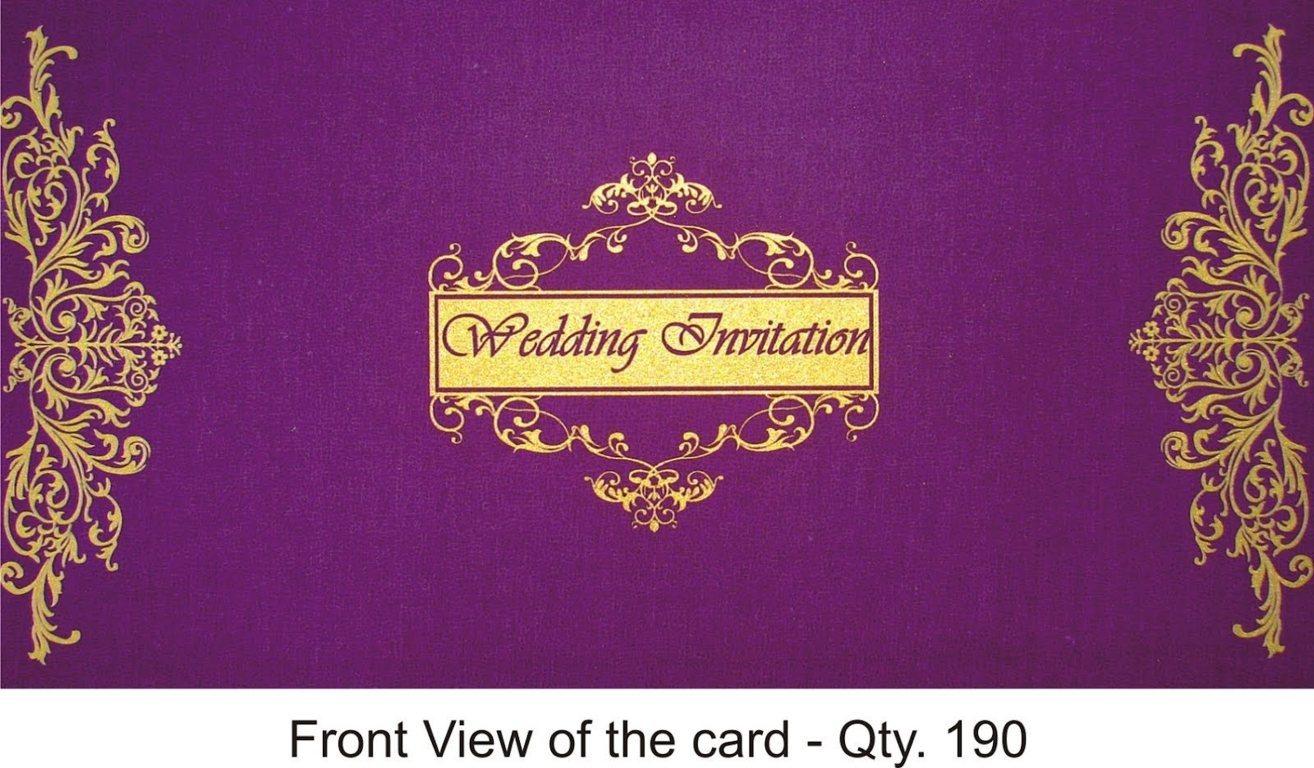 pakistani wedding card 4