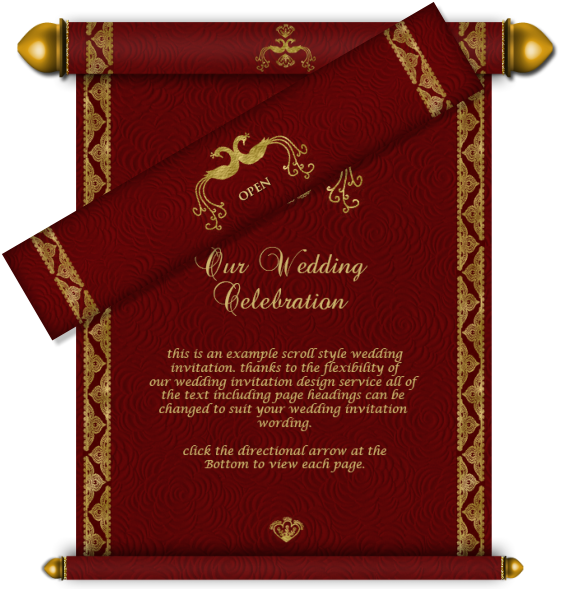 Pakistani Wedding Invitation Cards Designs