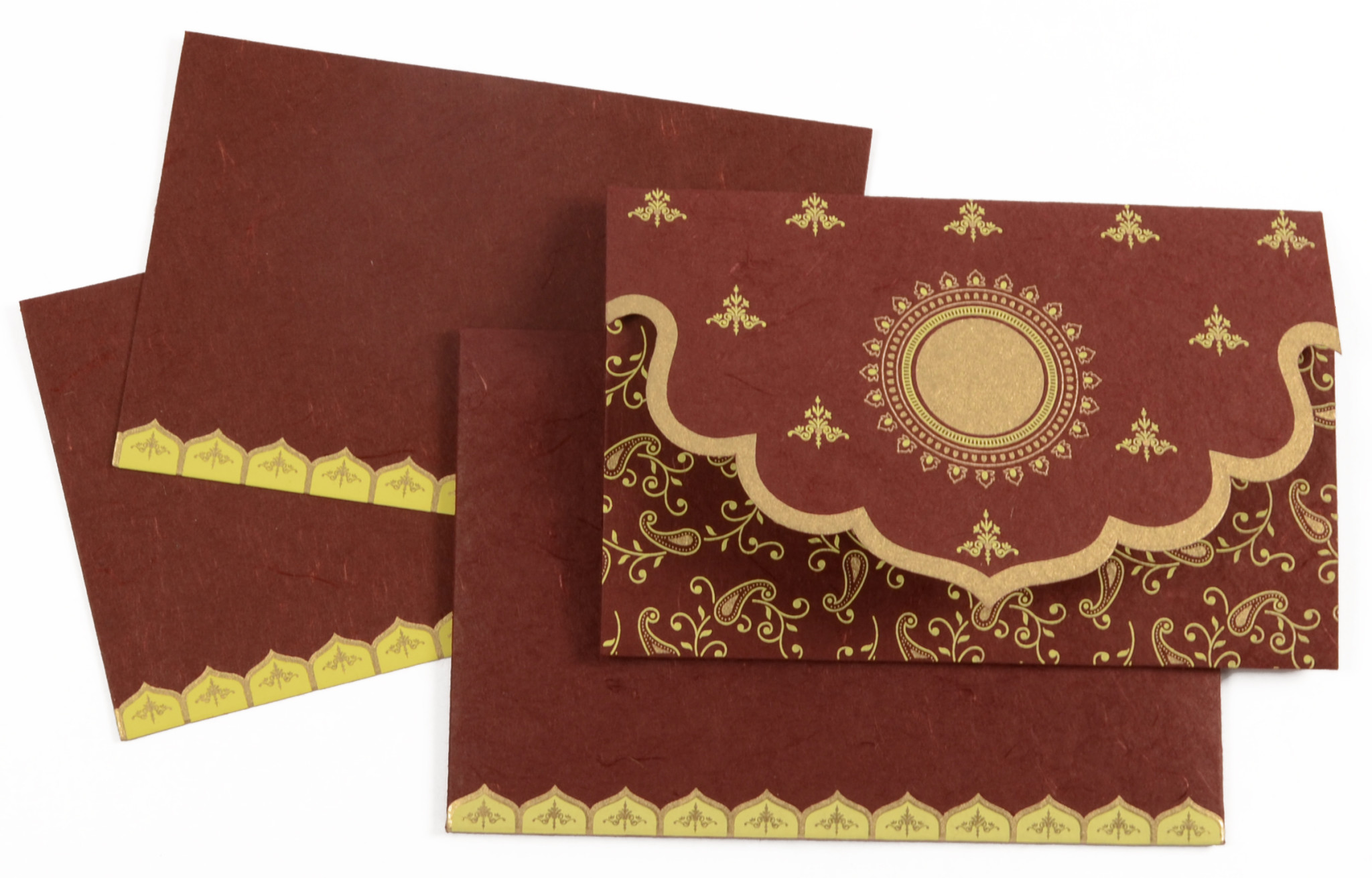 pakistani wedding invitation card 2