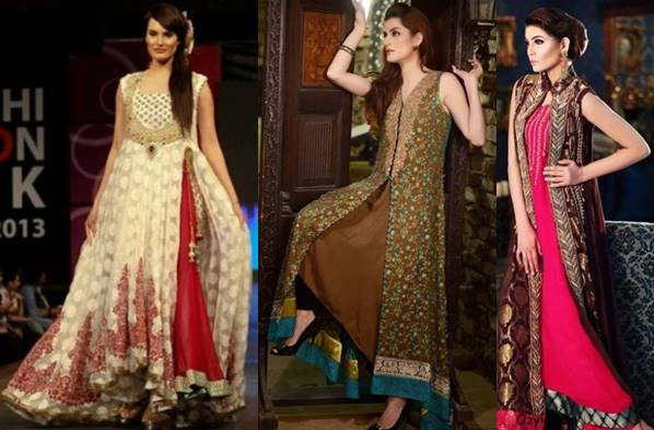 Latest and Elegant Party Wear Dresses