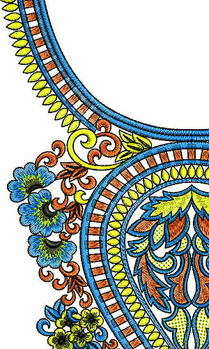 sindhi embroidery design 14