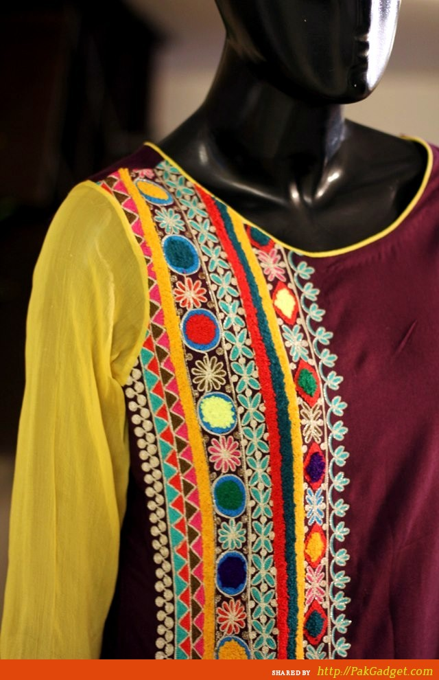 sindhi Embroidery Design Dresses Collection