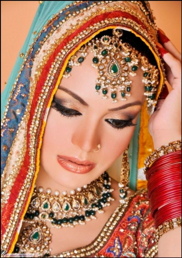 mahrose beauty parlour bridal makeup pics