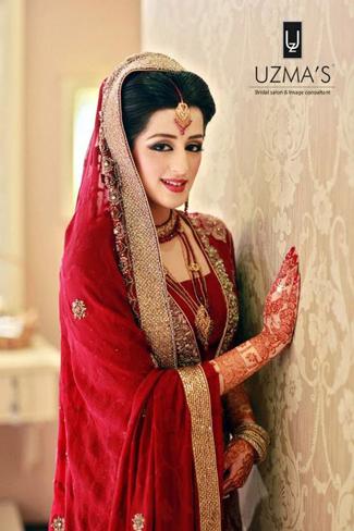 Best Bridal Makeup Salons In Lahore