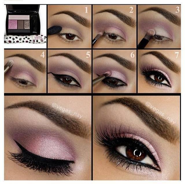 2016 Deep Set Eye Makeup Top Pakistan