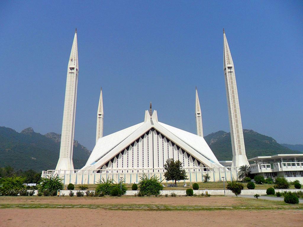 Faisal Mosque Islamabad