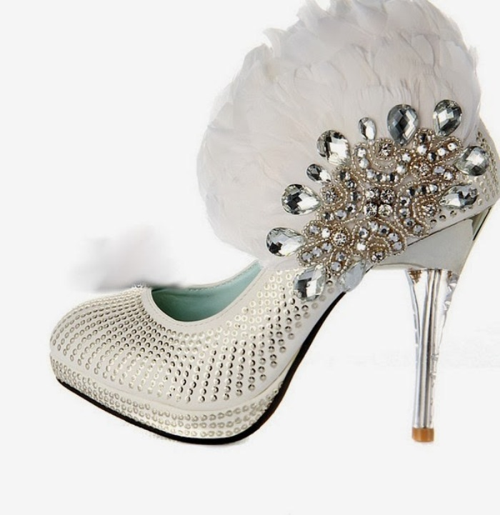 3-wedding-Beautiful-Bridal-Shoes-Collection