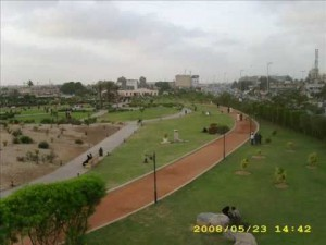 beautiraful park in karachi
