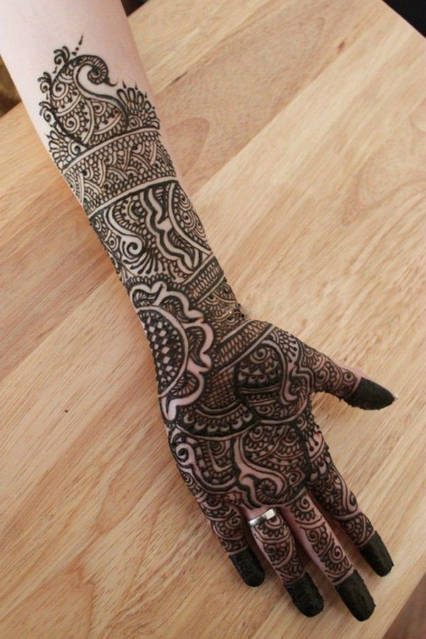 Arabic Mehndi Design For Men: Arabic Mehndi Designs 2016 New Style