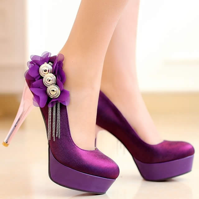 Latest Fashion Trend Of Stylish High Heels In Pakistan ...