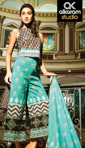 AlKaram Lawn Kaamdani Collection 2015 Vol-1 Clothing9 blog 3