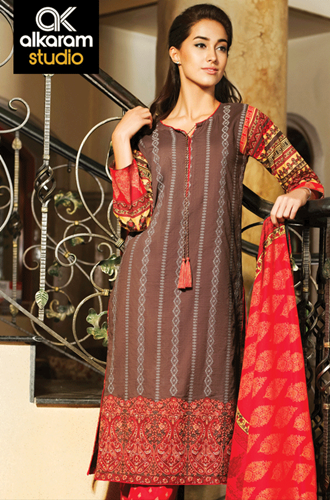 AlKaram Lawn Kaamdani Collection 2015 Vol-1 Clothing9 blog 5