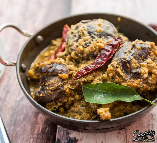 Baghare-Baingan-Recipe