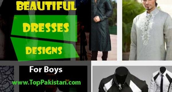 Beautiful Eid Dresses Designs 2016 For Boys