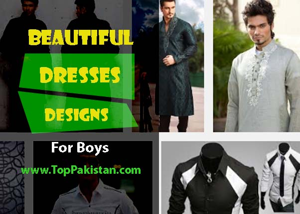 Best and Beautiful Eid Dresses Designs 2016 For Boys