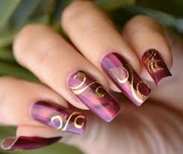 Best-Nail-Art-Designs-For-Eid-0013