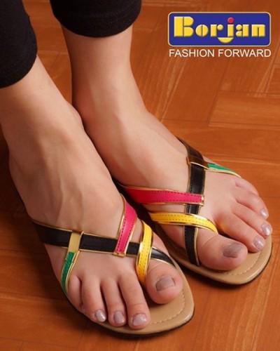 Borjan-Eid-ul-Azha-Women-Footwear-Collection-2014-2015-Borjan-Sandals-Collection-2014-15-9-400x500