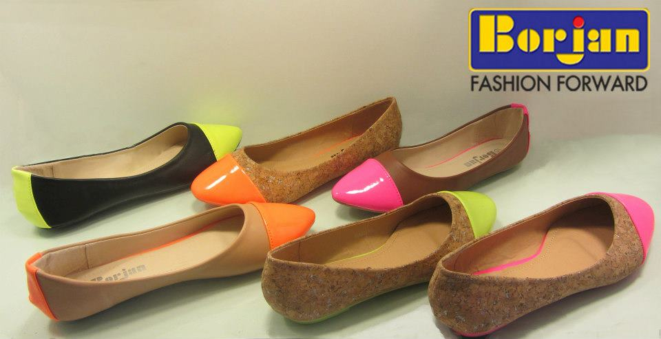 Beautiful Borjan  Shoes Collection For Girls