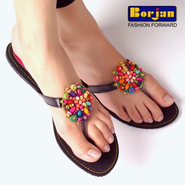 Borjan Ladies Shoes for Eid-14 4