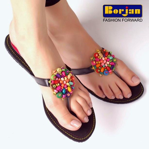 Borjan Ladies Shoes for Eid-14 4