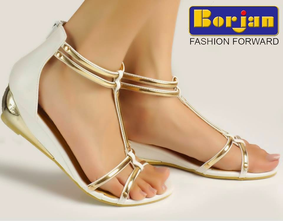 Borjan-Shoes-Eid-Collection-2014-15-For-Women