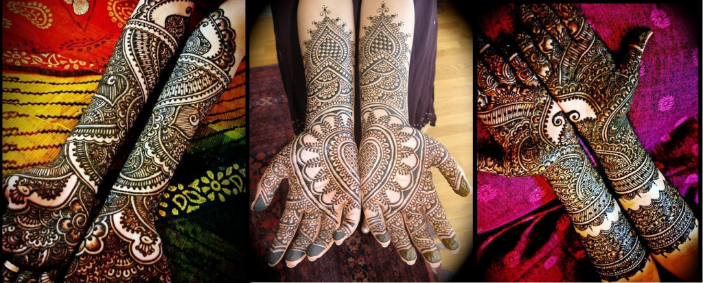 Stunning Mehndi Designs Images for Eid