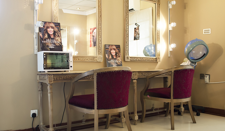 amazing Glow beauty salon and spa lahore