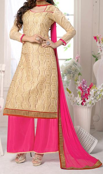 Designer-Plazo-Suit-for-Indian-women-Pakistani-Palazzo-Pant-Long-Shirt