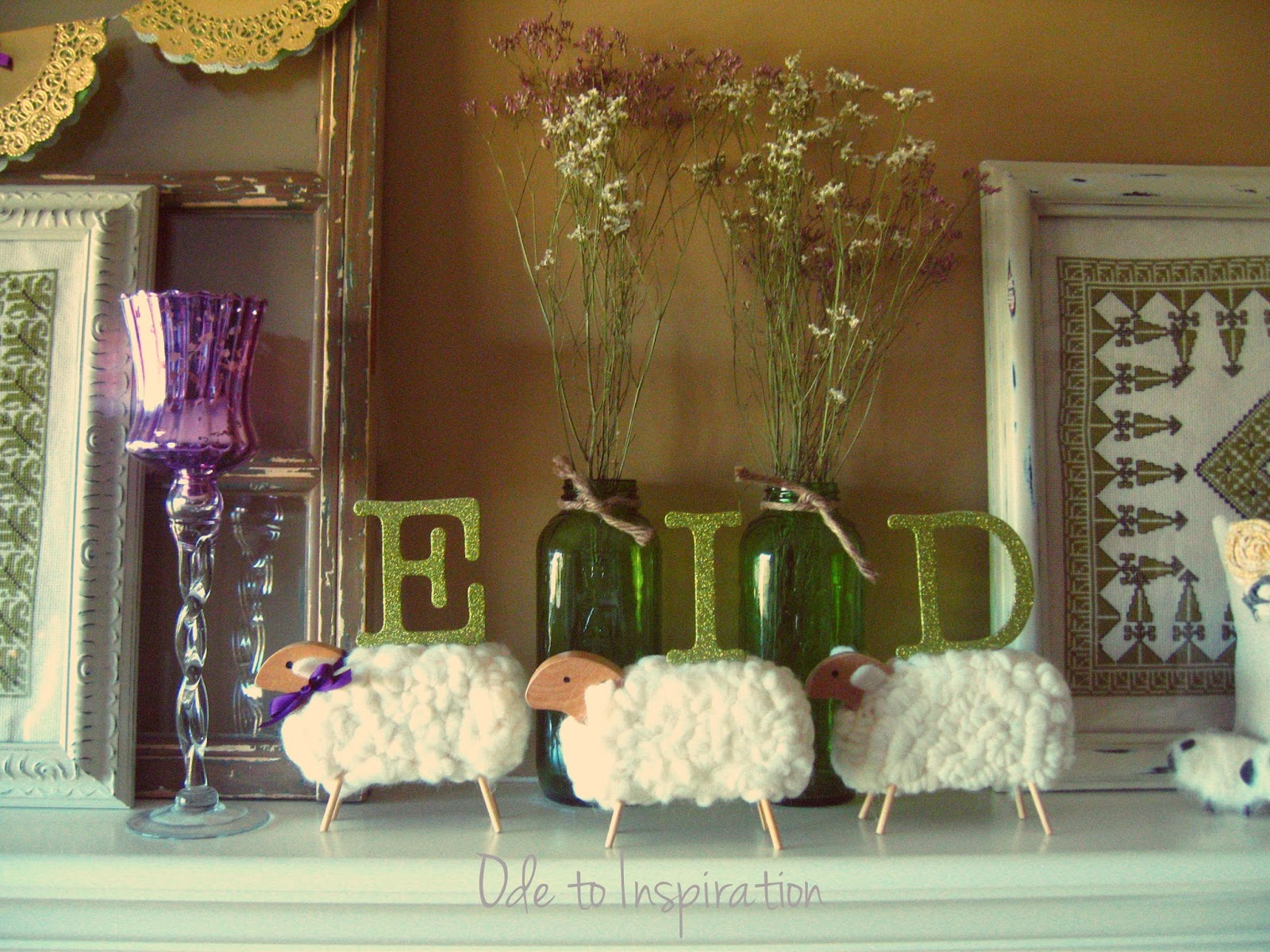 Beautiful Eid Decoration Designs