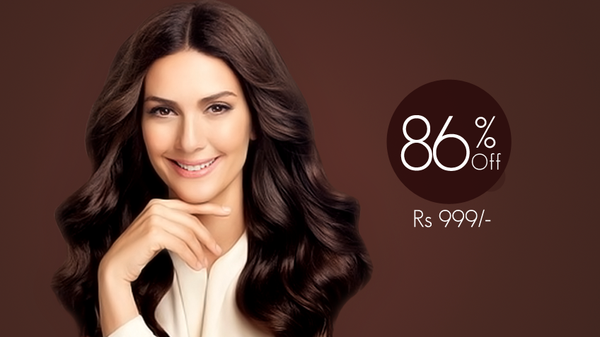 amazing offer at Glow beauty salon and spa lahore