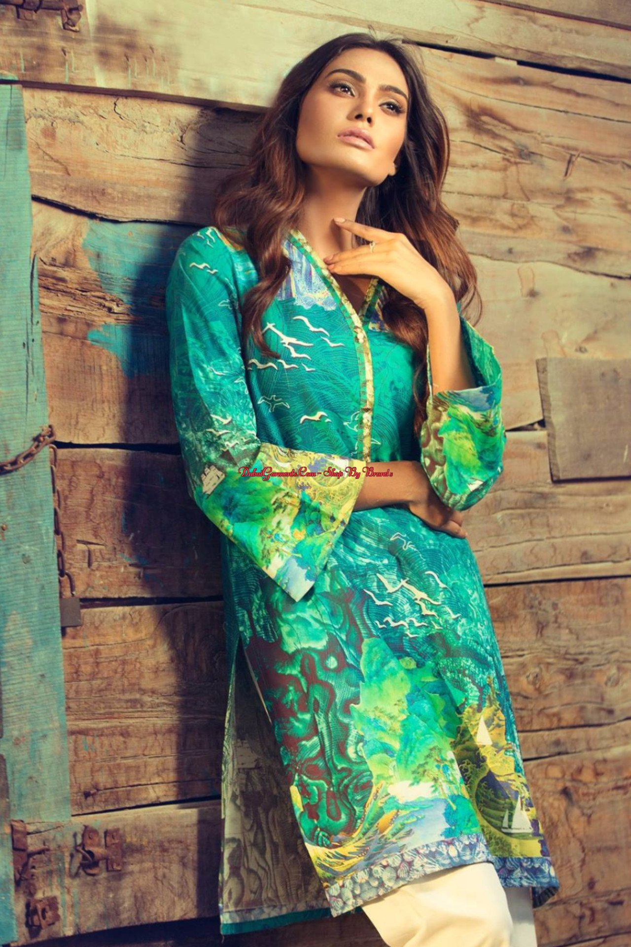Gul Ahmed Pret - Ready To Wear Summer Collection 2016 For Women13