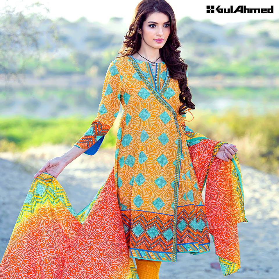 Gul-Ahmed-Spring-Summer-Bandhani-Lawn-Collection-2016-8