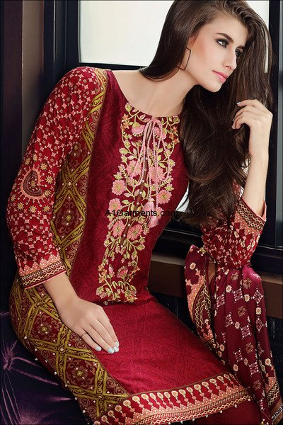 Gul Ahmed Winter Collection 2015-2016 For Women103