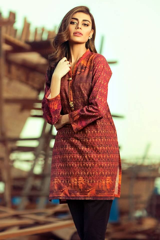 9941cc8d46 Beautiful Gul Ahmed Lawn Collection 2016 Vol-02 - Top Pakistan
