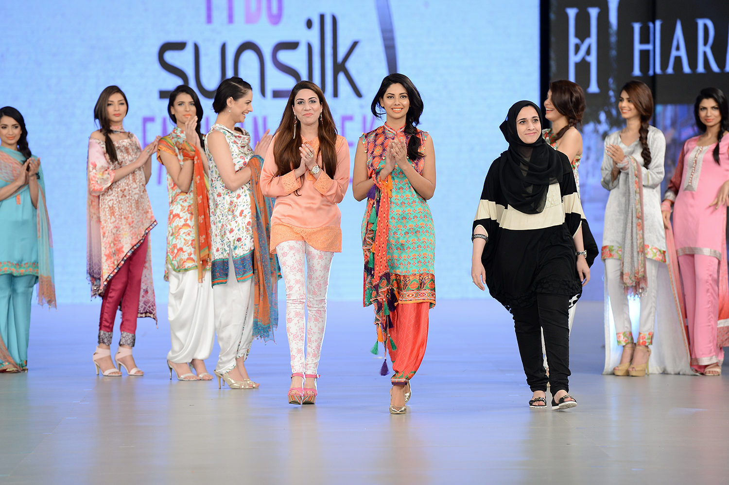 PDFC Sunsilk Fashion Week 2016