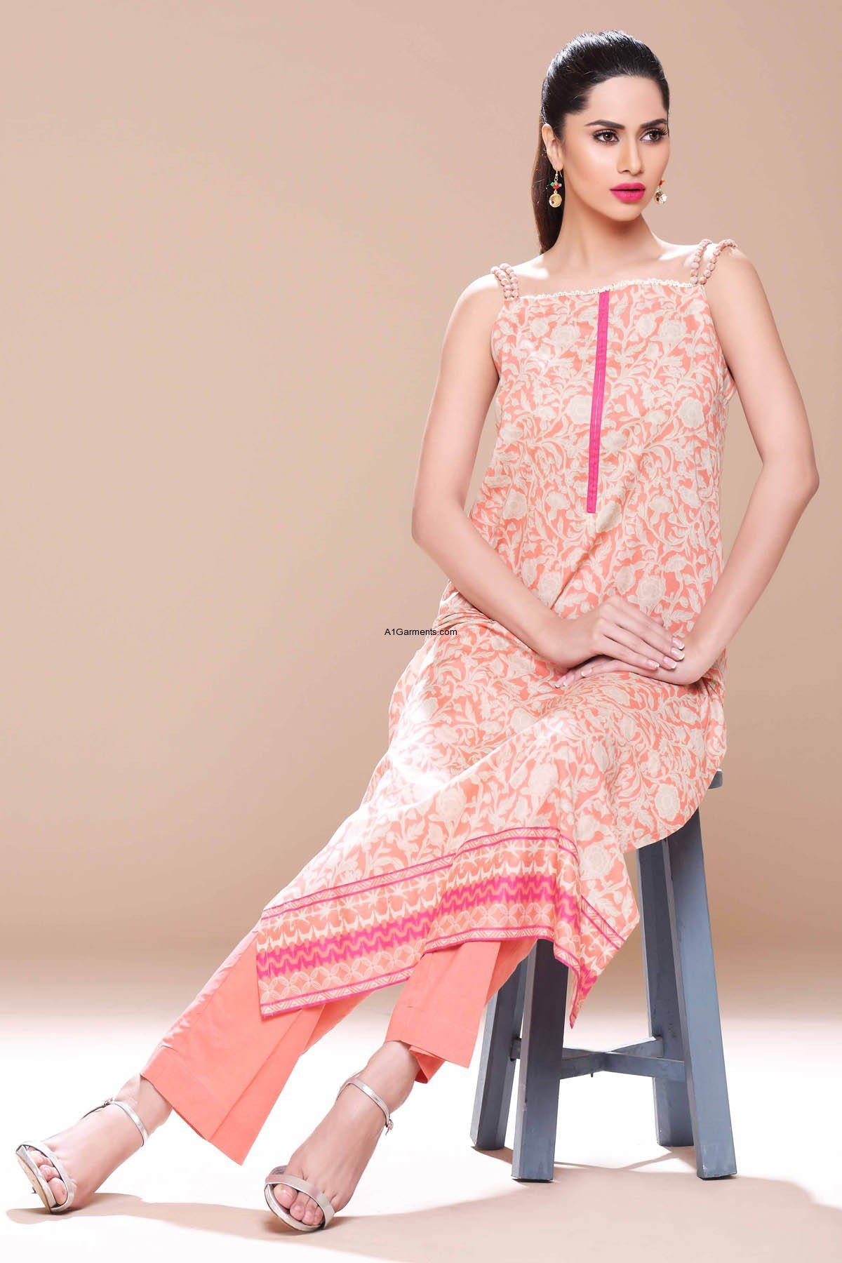 Khaadi Latest Summer Lawn Collection 2015 For Women15