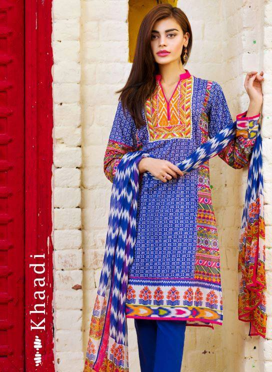 Khaadi-Master-Replicas-Vol-1-Summer-Prints-2015-Collection-6