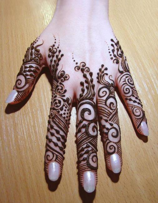 Latest-Arabic-Hand-Mehndi-Design