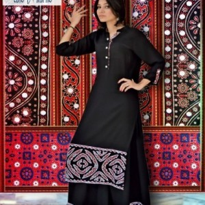 Latest-Long-Shirts-With-Palazzo-Pants-2014-15-For-Girls-3-300x300